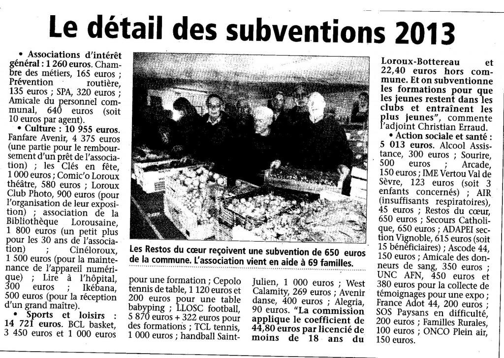 Les subventions 2013, reflet de la politique social au loroux dans Le social subventions-2013_hebdo_140220135